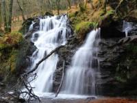 Cormonachan Waterfalls
