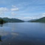 View down Loch Lomond