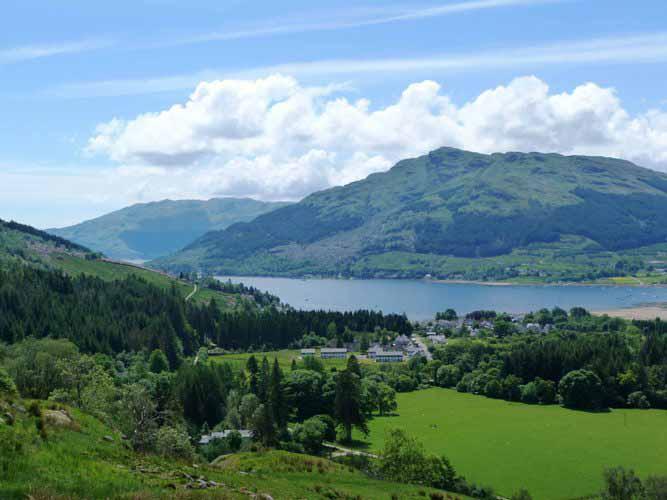 Loch Goil View